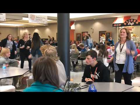 LPHS Teacher Flash Mob 11/14