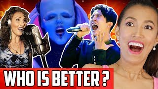 Diva Dance Song - Who Sang It Better Reaction | Did Dimash Pull Off The Impossible 5th Element Song?