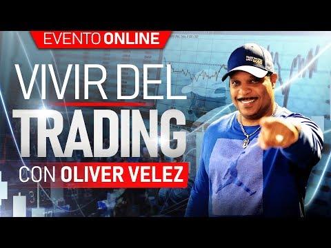 Vivir del Trading con Oliver Velez parte 1