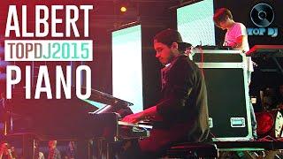 Finale TOP DJ 2015 | dj set di ALBERT MARZINOTTO   piano by ...