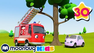 Bus, Cars and Trucks   Little Baby Bum   Baby Songs & Nursery Rhymes   Learning Songs For Babies