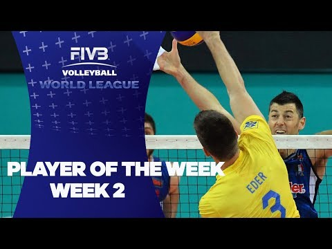 FIVB World League: Week 2 - Player of the Week