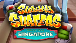 Subway Surfers - SINGAPORE JIA WILD OUTFIT Gameplay Video