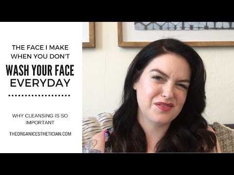 Skincare Basics Tutorial: Why washing your face is so IMPORTANT