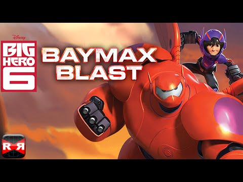 Big Hero 6: Baymax Blast (by Disney) - IOS - IPhone/iPad/iPod Touch Gameplay