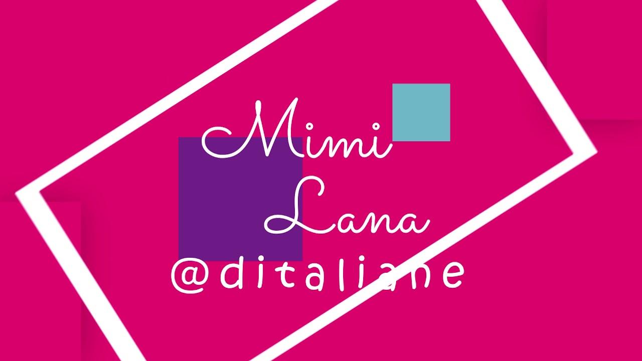 Mimi Lana @d'italiane