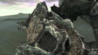 Shadow of the Colossus - Mystery of the desert rings