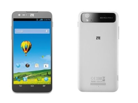 ZTE Grand S Flex Hard Reset and Forgot Password Recovery, Factory Reset
