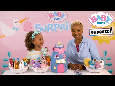 unboxed!-|-baby-born-|-season-1-episode-4:-baby-bottle-house-playset