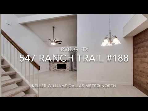 547 Ranch Trail #188 | Irving, TX