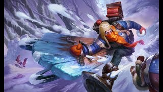 Review Skin Singed Dia Nevado / Snow Day Singed
