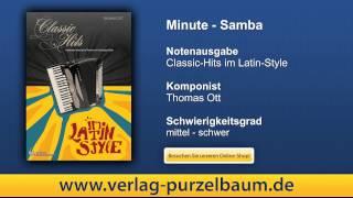 Minute Samba, von Thomas Ott