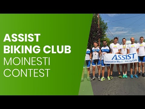 ASSIST Biking Club   Moinesti Contest 2016