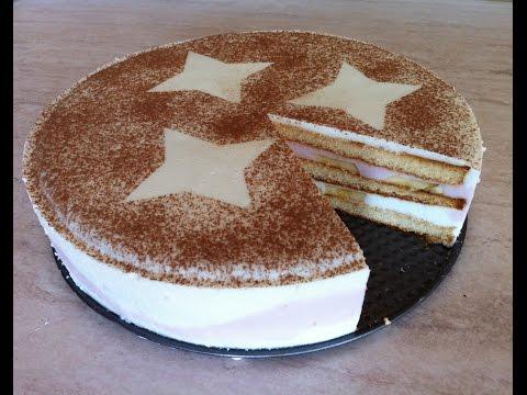 Творожный торт без выпечки. Мамулины рецепты.