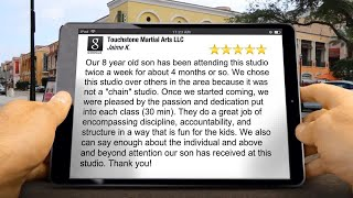 Touchstone Martial Arts Review Northwest Sun Prairie, WI 53590 (608) 837-7444