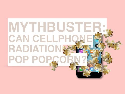 Mythbuster: Can Cellphone Radiation Pop Popcorn? (IBDP Group 4 Project)