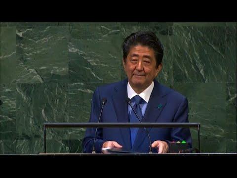 Shinzo Abe prêt à rencontrer Kim Jong Un
