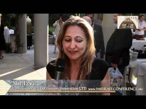 The Israel Conference™ 2011 - Sol Tzvi - Genieo Innovation Ltd., Co-Founder & CEO