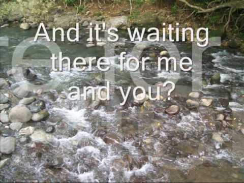 cool water (with lyrics) by burl ives