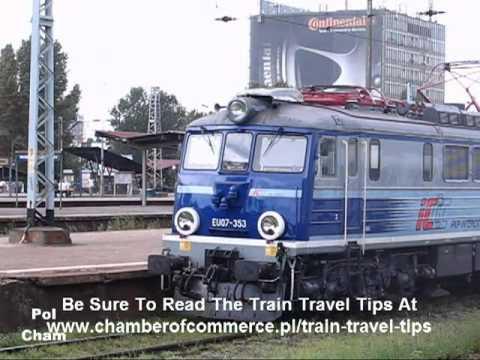 EuroCity Trains Poland