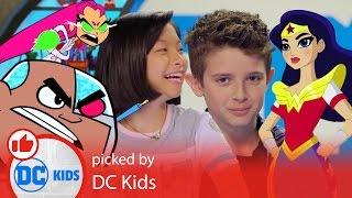 DC KIDS SHOW!   Introducing Super Hero Month