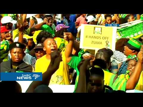 ANC KZN faction allegedly behind a plot to unseat Pres Ramaphosa