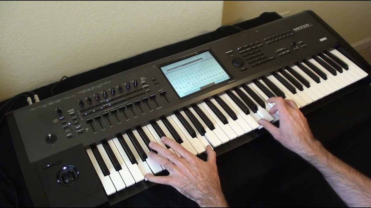 K-Sounds Epic Grand - Piano Sample Library for Korg Kronos