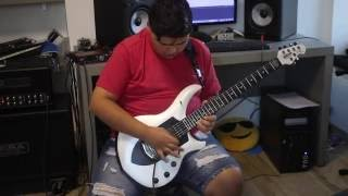Dream Theater -The Best Of Times guitar cover