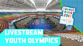 24/7 LIVESTREAM 🔴 Youth Olympic Games Buenos Aires 2018 thumbnail