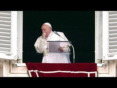 Первый случай заражения выявили в Ватикане, папа Римский также сдал тест на коронавирус.