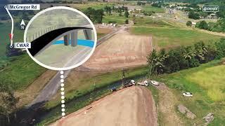 Smithfield Bypass flyover