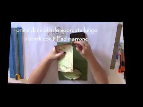 Come realizzare un portafoto da tavolo in tecnica scrap - Portafoto da tavolo 20x30 ...