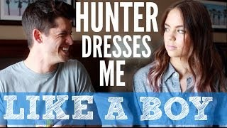 WHY BOYS SHOULDN'T DRESS GIRLS! w/Hunter March Thumbnail