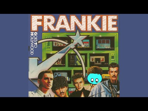 Let's Stream: Frankie Goes To Hollywood (C64) Full Playthrough
