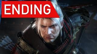 Nioh Ending (Final Ending/Full Ending/Complete Ending) Final Mission Ending Cutscenes
