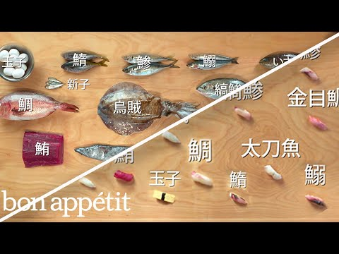 How to Make 12 Types of Sushi with 11 Different Fish | Handcrafted | Bon Apptit