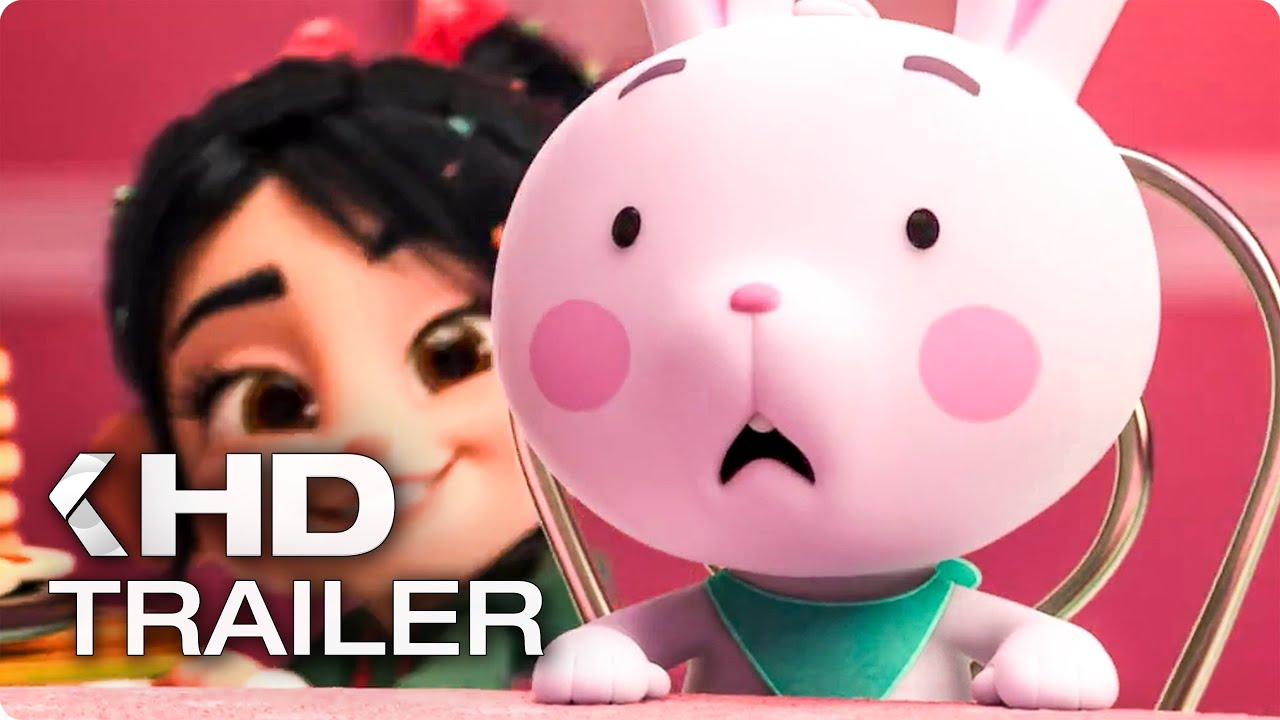 WRECK-IT RALPH 2 Trailer (2018) - YouTube