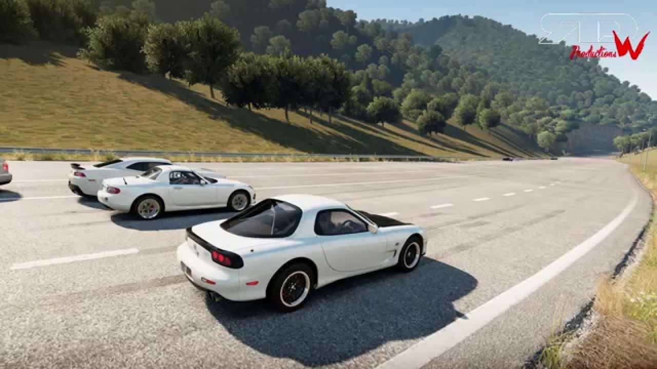 Nasty Lsx Mazda Rx7 Drag Build Tune Test Hits Vs Monte Carlo