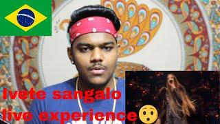 FIRST REACTION TO Ivete Sangalo – Teleguiado (Live Experience)