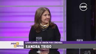 Sandra Trigo: Campaña electoral