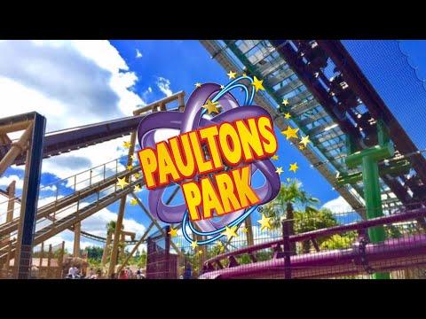 Paultons Park Vlog 3rd June 2017