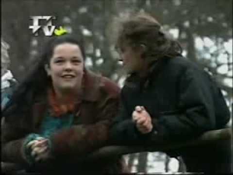 Christmas on ITV Tyne Tees 1995 Emmerdale trailer