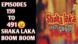 Shaka laka boom boom episodes 159 to 491 || Jaadoo high episodes