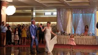 Първи сватбен танц - Esküvő Sliven.Our First Wedding Dance.