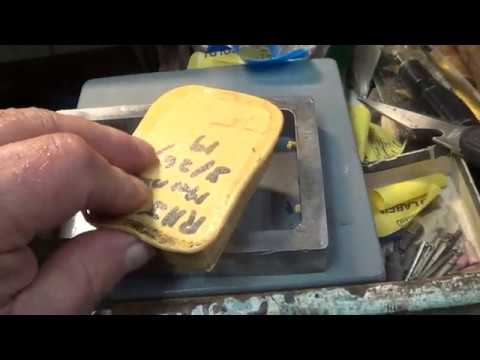 Jewelry Mold Making Part One