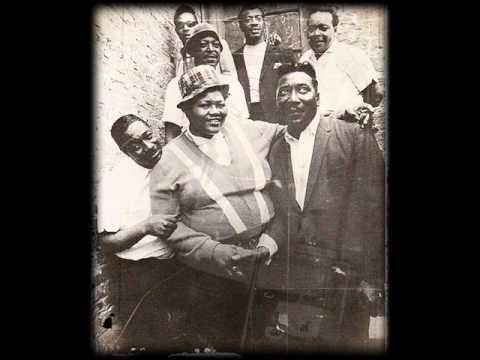 BIG MAMA THORNTON - THE BIG CHANGE