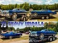 Nice 73 Impala hardtop on Forgiato Wheels in HD (must see and hear)