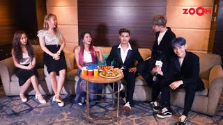 K Pop Band Gen-Z rising stars, Z-Boys and Z-Girls' Exclusive Interaction With Zoom