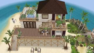 Simsfreeplay/심즈프리플레이/프라이빗 섬 빌라/Private Island Villa screenshot 4