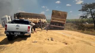 Acidente na Br 060  entre Acreúna e Indiara em GO